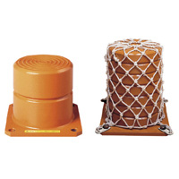 Safety Net for Urethane Foam Buffer