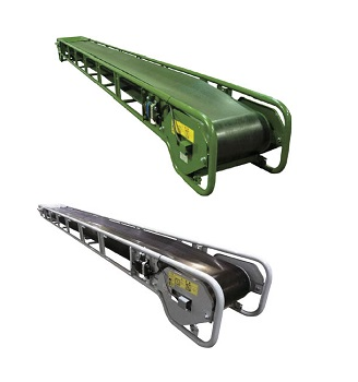 Belt Conveyors Plastic Chain Conveyor (2-Point Carrier Type)