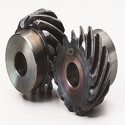Helical Gear m1 S45C Type