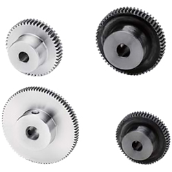 Spur Gear m0.8 S45C Type