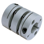 Disc-Shaped Coupling - Clamping Type (Double Disc) - DAAKPC