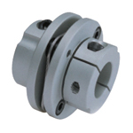 Disc-Shaped Coupling - Single Disk - DADC