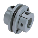 Disc-Shaped Coupling - Single Disk - DADKC