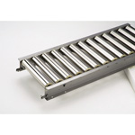 Stainless Steel Roller Conveyor M Series (RS-5715) Diameter ø57.0 × Width 100 - 800