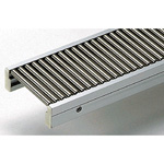 Stainless Steel Roller Conveyor M Series (RS-1010) Diameter ø10.0 × Width 50 – 200