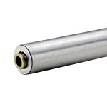 Steel Roller, S Series (S-1912P) Diameter φ19.1 × Width 90 - 490