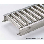 Stainless Steel Roller Conveyor M Series (RS-5015) Diameter ø50.8 × Width 100 - 1000