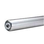 Steel roller (conveyor roller)  M Series (R-5714PD) diameter φ 57.2 x width 100-1000