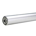 Steel roller (conveyor roller)  M Series (R-6023D) diameter φ 60.5 x width 100-1000