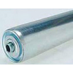 Steel taper roller (roller for conveyor)  M Series (R900)  diameter φ 42.7 x width 300-800