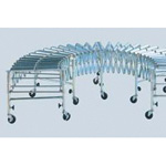 Curved Accordion Conveyor