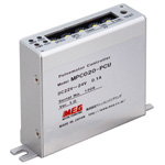 Pulse motor controller for pitch changer