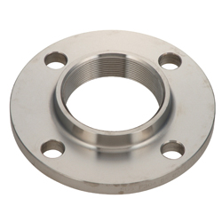 Stainless Steel Pipe Flange, Screw-In Flange, JIS5K, SUSF304