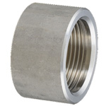 "Stainless Steel Screw-in Pipe Fitting, Half Tapered Socket ""HPTS"""