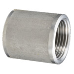 "Stainless Steel Screw-in Pipe Type Fitting, Tapered Socket ""PTS"""