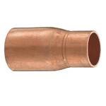 Copper Tube Fitting, Copper Tube Fitting for Hot Water Supply, Copper Tube Reducer