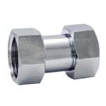 Auxiliary Material for Piping, Fitting, and Plumbing, Fitting for Water Supply Piping, Adapter with Both End Nuts