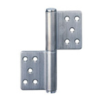 Stainless Steel, KJ Hinge (Dual Sided Plate)