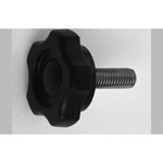 G Type Knob Bolt, G-1, Black