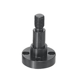 Cantilever Shafts - Shouldered - Lock Nut