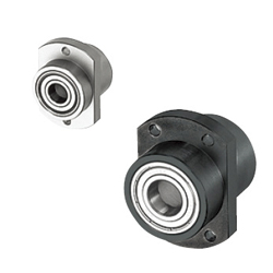 Bearings with Housings - Double Bearings with Pilot, Non-Retained, L Selectable
