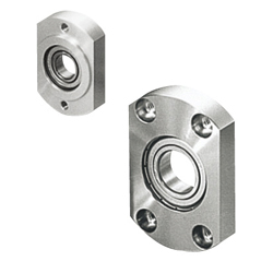 Bearings with Housings - Low Dust Generation Grease Filled - Single Bearings