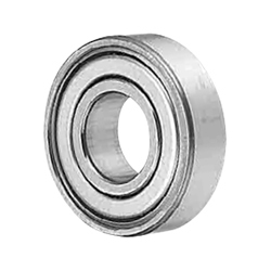 Deep Groove Ball Bearing-Double Shielded