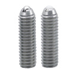 Ball Plungers-Stainless Steel/Long Type/Metal Ball and Plastic Ball