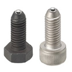 Ball Plungers-Hex Screw and Hex Socket Screw