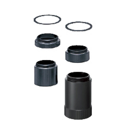 Close-Up Rings for CCTV Lenses