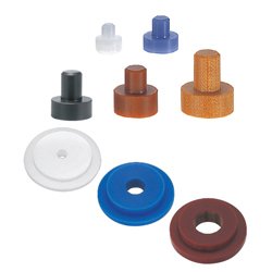 Resin Washer - Flanged Solid / Flanged
