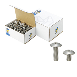 Phillips Truss Machine Screws (Box) [1-2,000 Pieces Per Package]