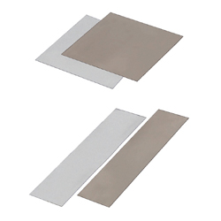 Resin Sheets/Fluororesin Tapes (Sliding, Dust-proof)