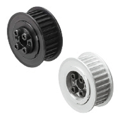 Keyless Timing Pulleys - H - MechaLock Standard Type Incorporated (With Centering Function)