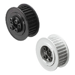 Keyless High Torque Timing Pulleys - S8M - MechaLock Standard Type Incorporated (with Centering Function)