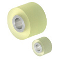 Urethane Rollers with Collars