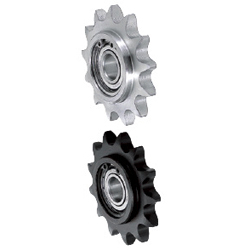 Idler Sprockets - Single Bearing, Double Bearing