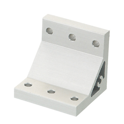 For 5 Series (Slot Width 6mm) Aluminum Extrusions - Ultra Thick Brackets - For 3 Slots