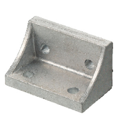 Tabbed Reversal Brackets - For 2 Slots - For 8 Series (Slot Width 10mm) Aluminum Extrusions