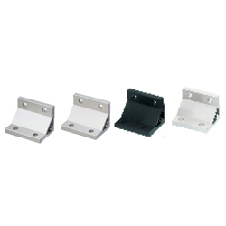 Thick Brackets - For 2 Slots - For 8 Series (Slot Width 10mm) Aluminum Frames