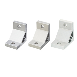 Thick Brackets - For 1 Slot - For 8-45 Series (Slot Width 10mm) Aluminum Frames