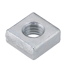 Square Nuts for Aluminum - Frames 15mm Square