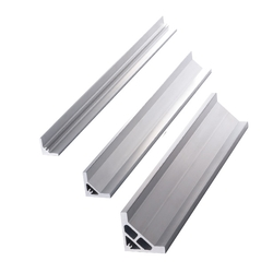 Aluminum Extrusions for Brackets - For Thick Brackets