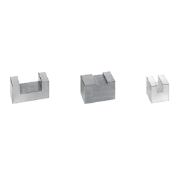 Concave Shaped Blocks - U-Shaped