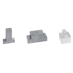 Convex Shaped Blocks - T-Shaped