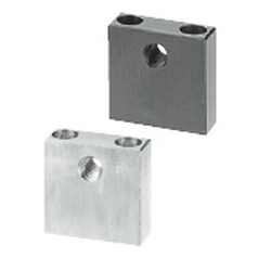 Threaded Stopper Blocks-Counterbore and Tapped Hole Type/Fine Thread/Coarse Thread