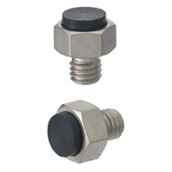 Stop Pins - Screw-with-Urethane Type