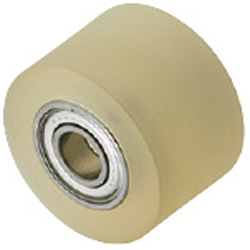 Urethane Rollers - with Pressed Bearings