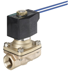 Electromagnetic Valves -Pilot Type- -2 Port-
