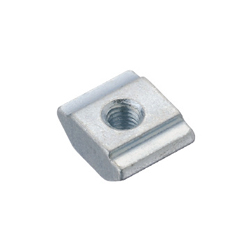 Pre-Assembly Insertion Short Nuts for Aluminum Frames - For 5 Series (Slot Width 6mm)